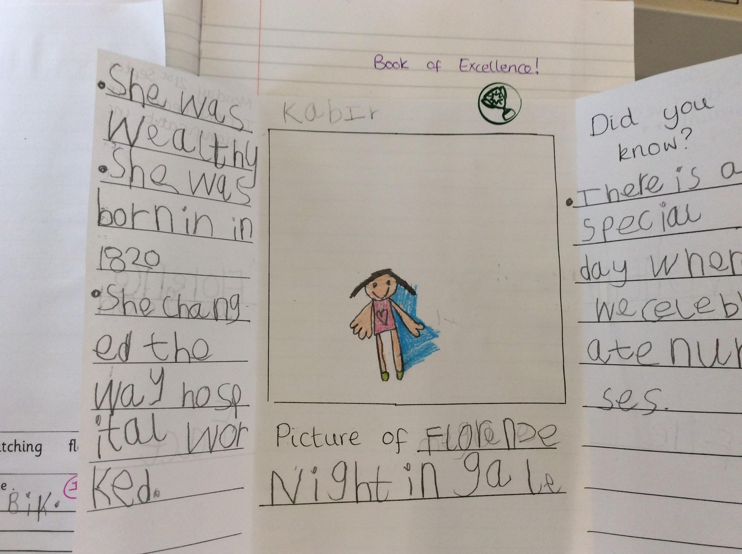 Kabir's brilliant writing!