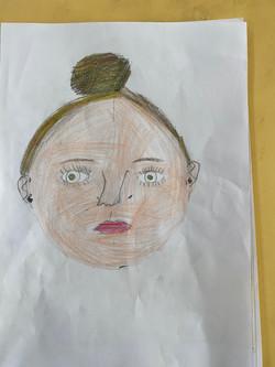 Lexi's brilliant portrait!