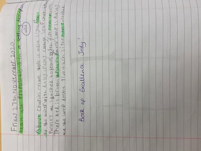 Jody's brilliant writing!