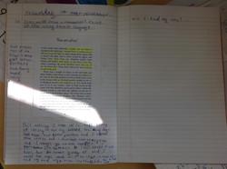 Alisan's great writing!