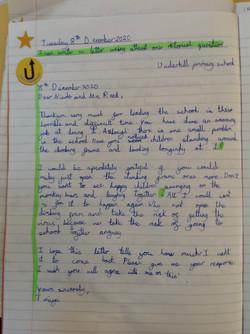 Tinaya's fabulous writing!