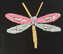 Lexi's fabulous dragonfly!