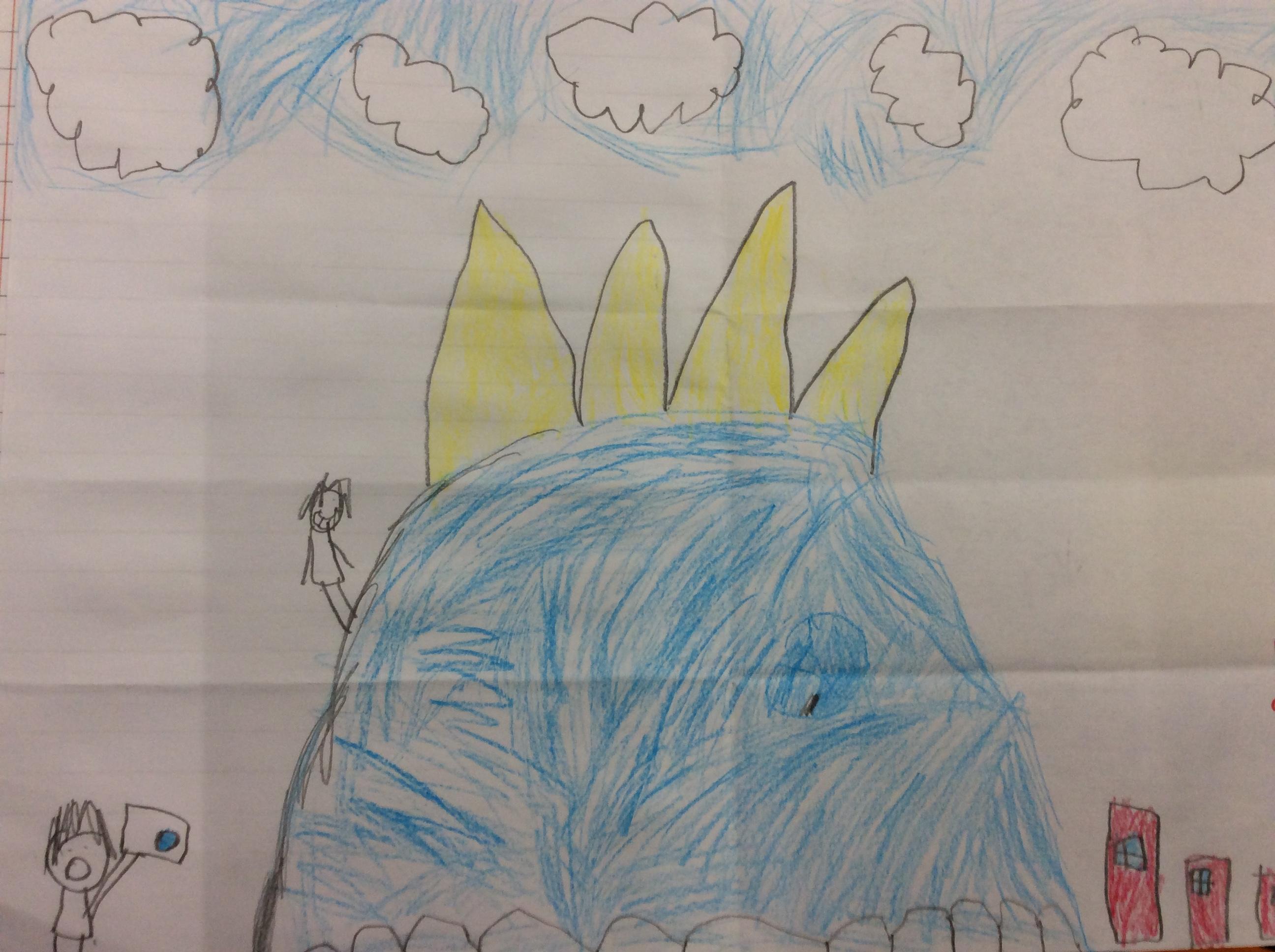 Ayan's brilliant art!