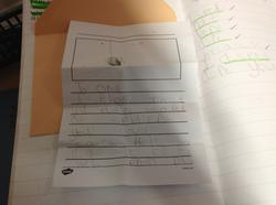 Daniel's amazing writing!