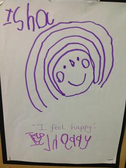Maple class - learning about feelings!