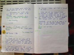 Serhat's brilliant writing!