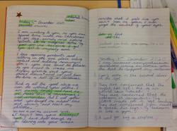 Chi Chi's wonderful writing!