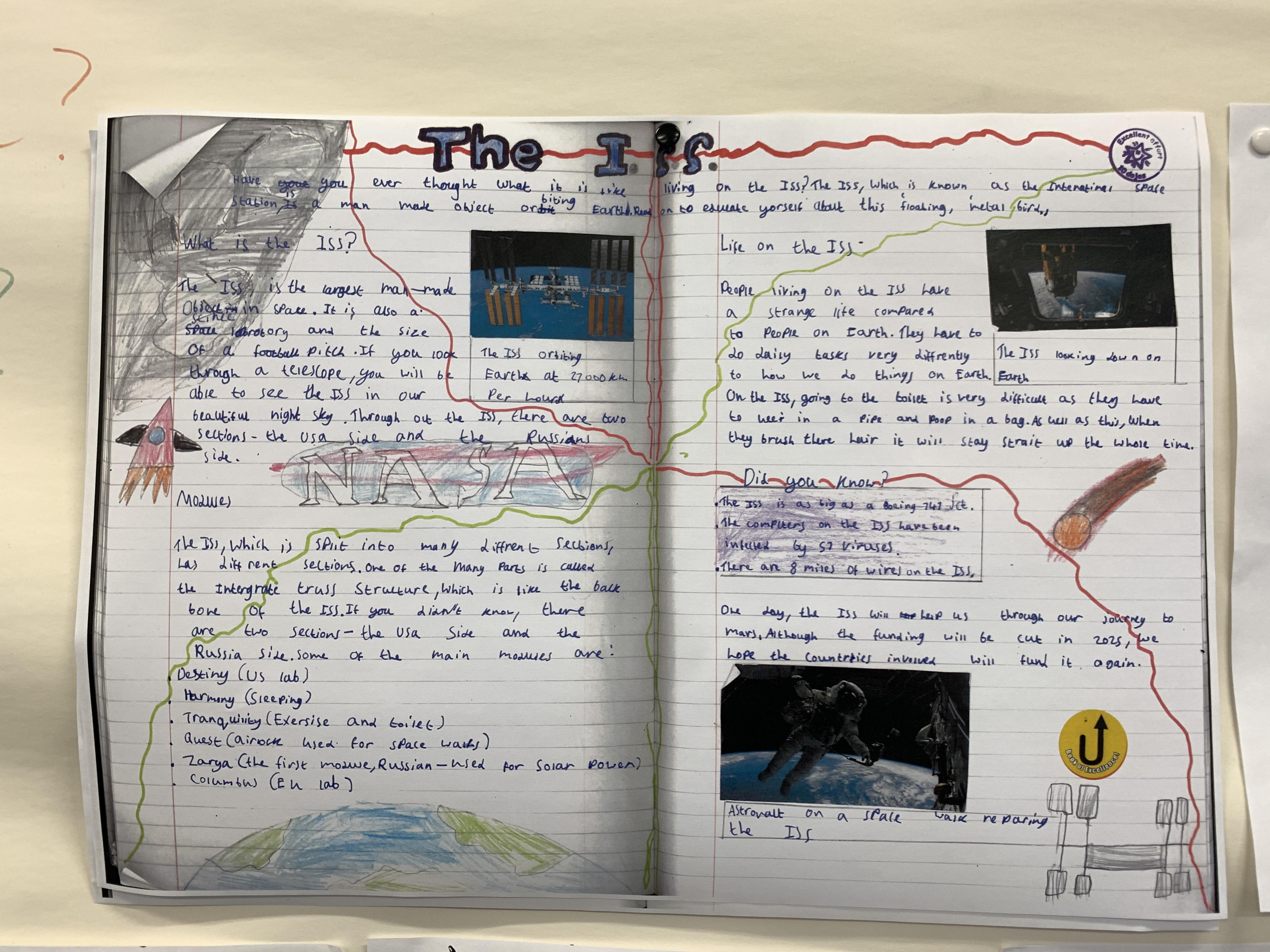 Jager's excellent report!