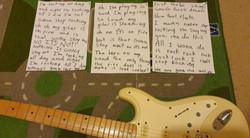 Nethul's incredible song writing!