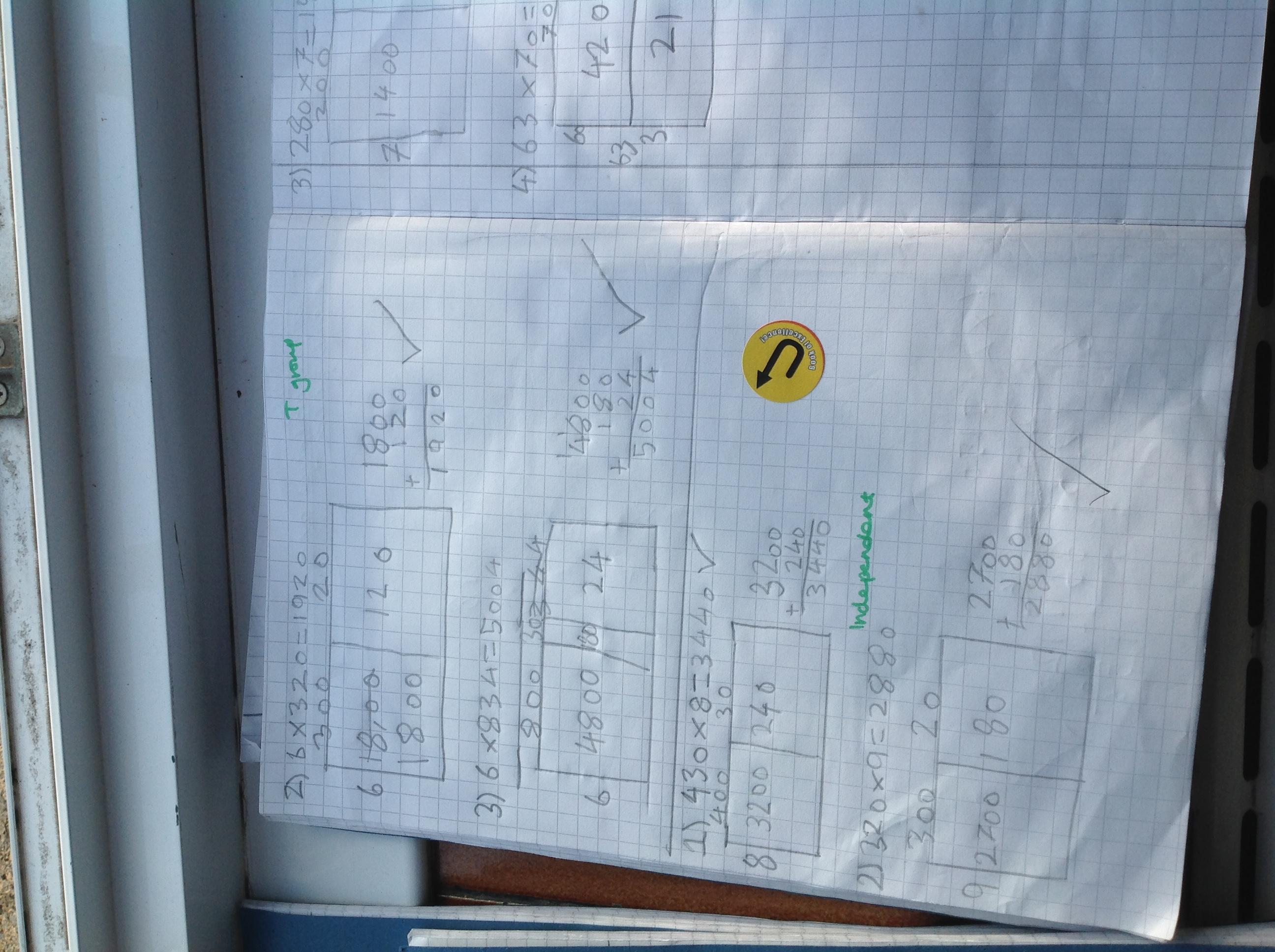 Rodin's wonderful maths!