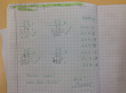 Charlie's fantastic maths!