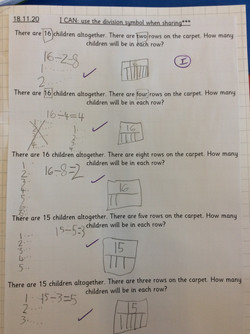 Luis's incredible maths!