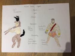 Bobby's brilliant character study!