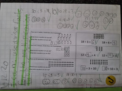Edmond's wonderful maths!