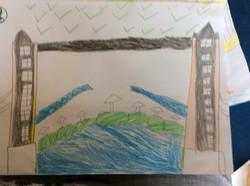 Maya's wonderful drawing!