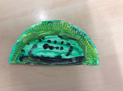 Maria's beautiful observational painting
