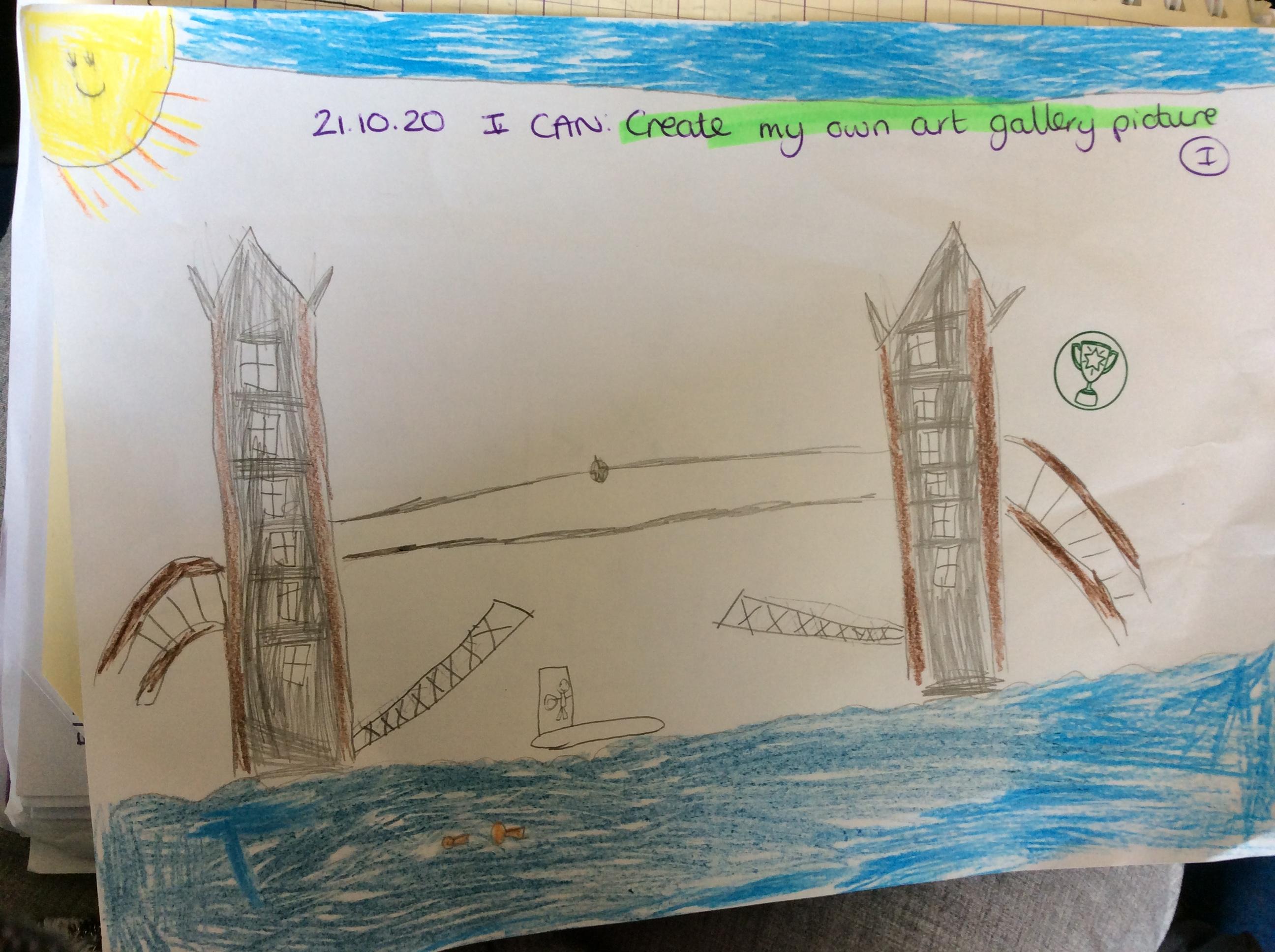Darcie's brilliant art!