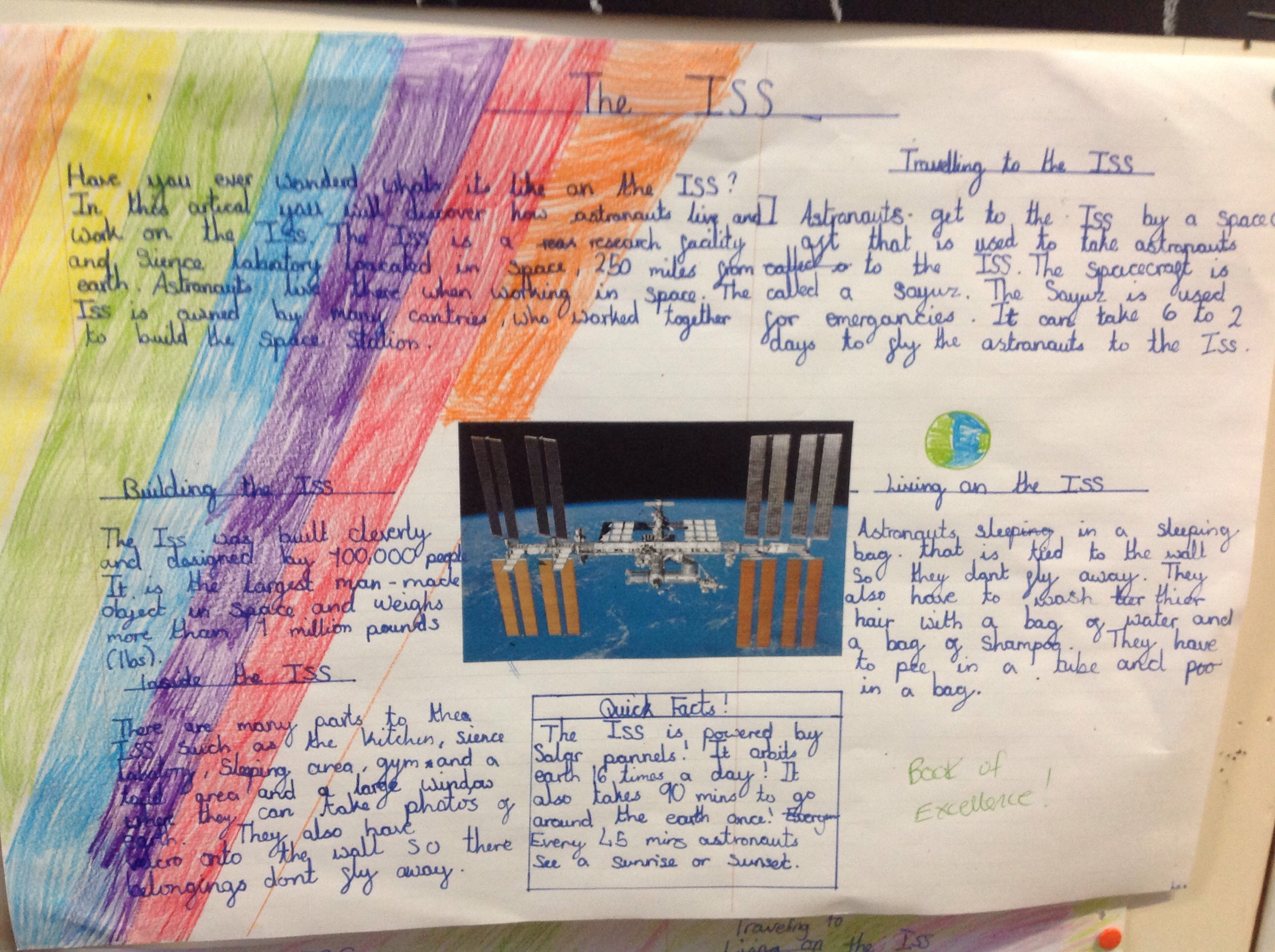 Lois's incredible writing!