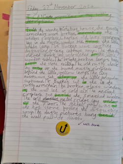 Eleni's excellent writing!