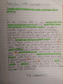 Darcey - great writing!