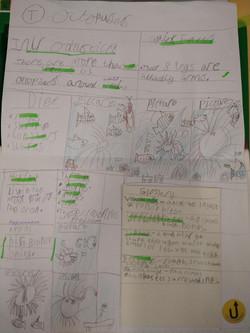 Lola's wonderful writing!