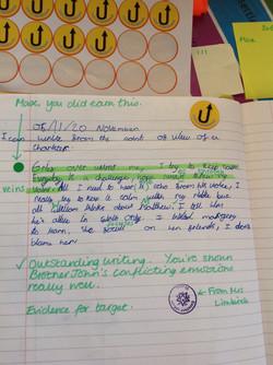 Serhat's fantastic writing!