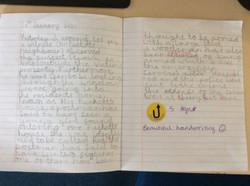 Jahdan's brilliant chronological recount