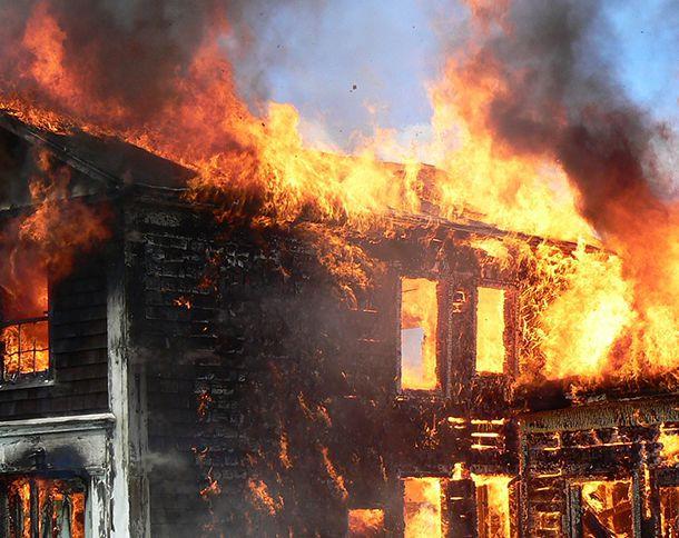 Fire and Smoke Damage Estimate
