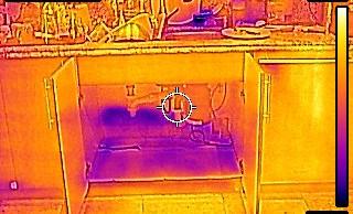 9 infrared water kitchen cabinets sink.j