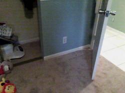 Naked eye kids room carpet