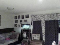 Naked eye florida room walls