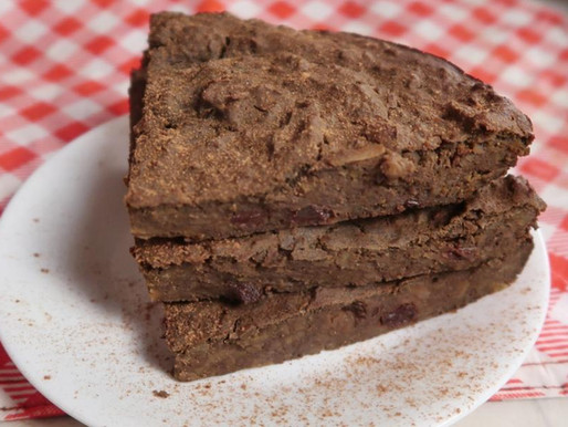 Paleo AIP Hidden Liver Breakfast Cake!