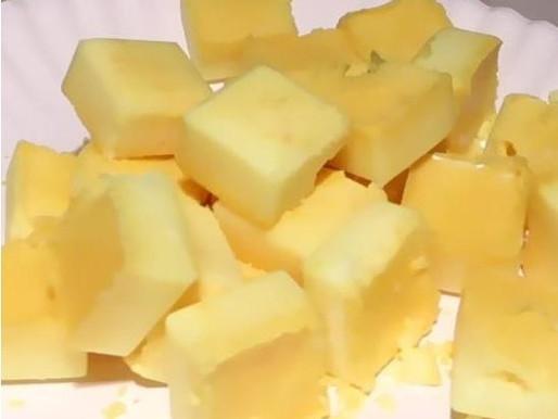 "Paleo ""Butter"" pats & Flavor Crumbles!"