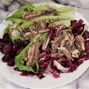Sardines- How to make them delicious! Paleo AIP compliant