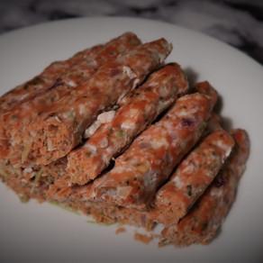 Paleo AIP Salmon Sausage