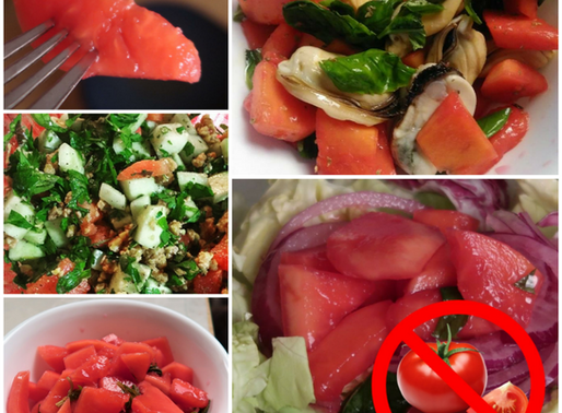 Faux-Matoes: The Perfect Tomato Substitute!
