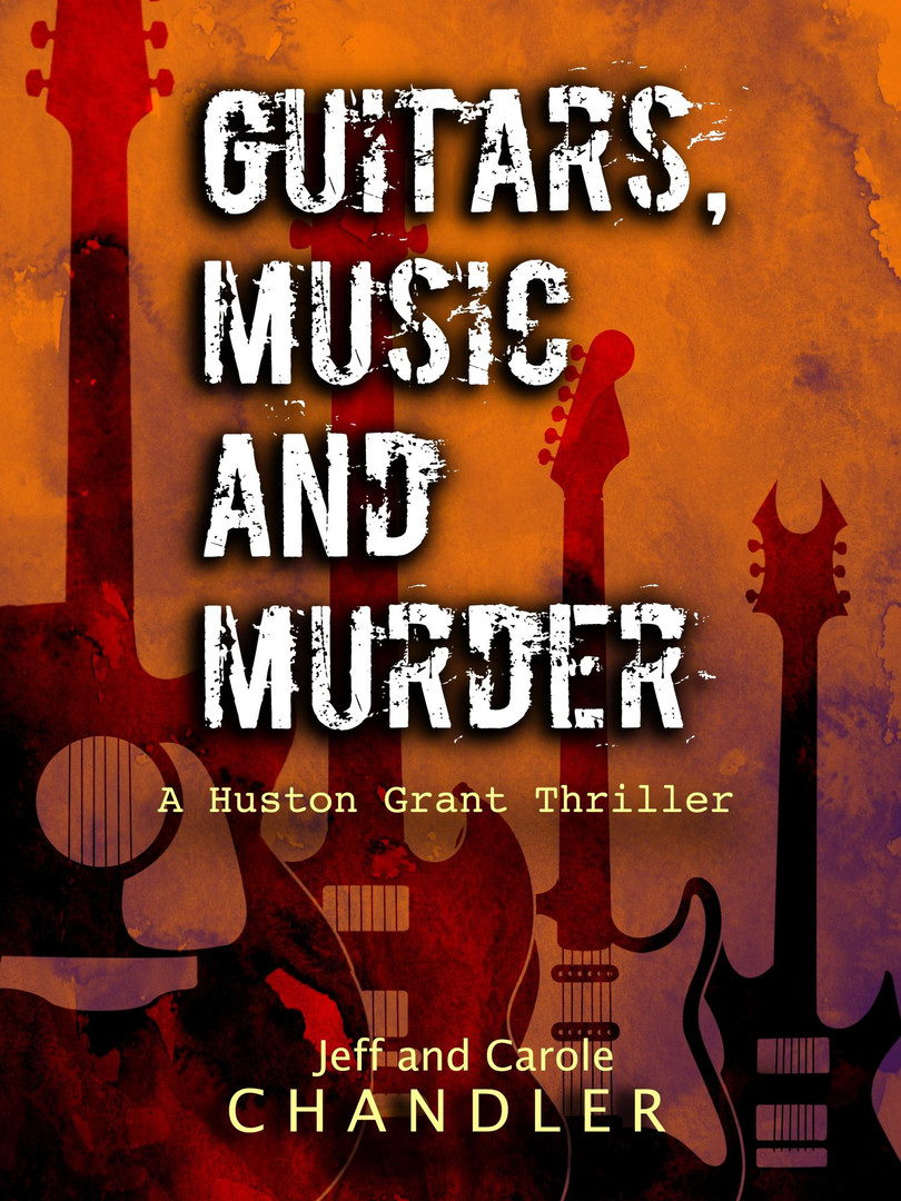 GUITARS,MUSIC AND MURDER