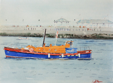 'R.N.L.I. Lifeboat Display Day'