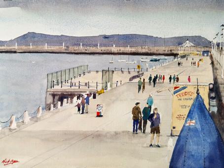 Teddy's Ice Cream on the Pier'