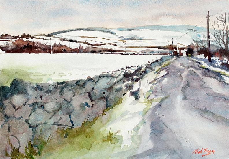 Kilternan Farm Cold January