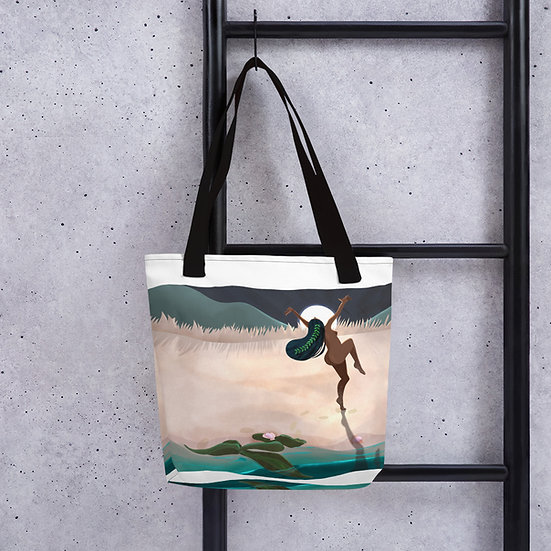 Joyful Mermaid Tote