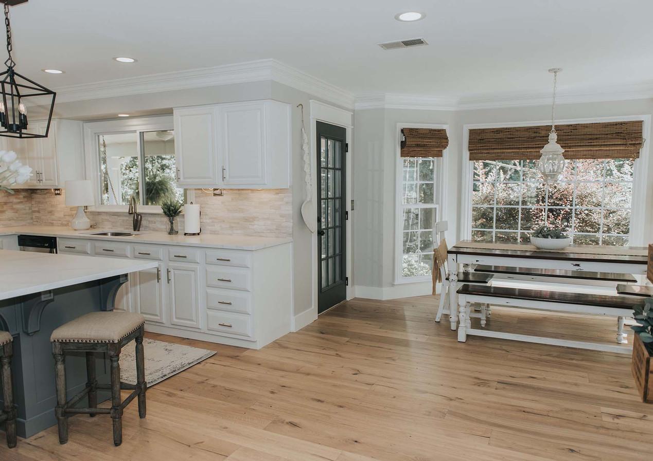 White Oak Wood Floors