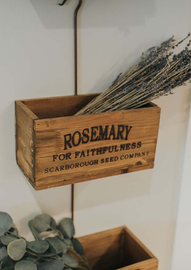 Wall Accents - herbs
