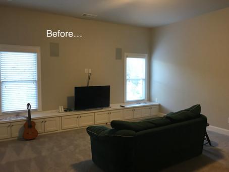 BEFORE / AFTER BONUS ROOM