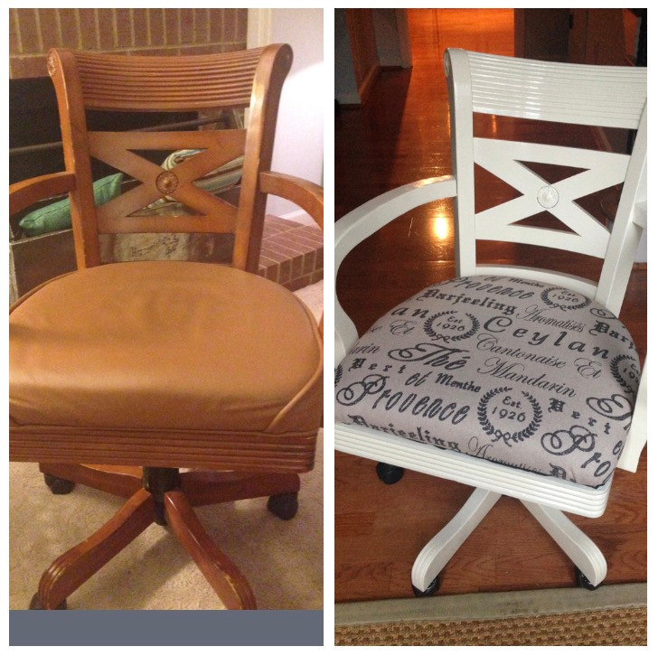 Refurbished Chair