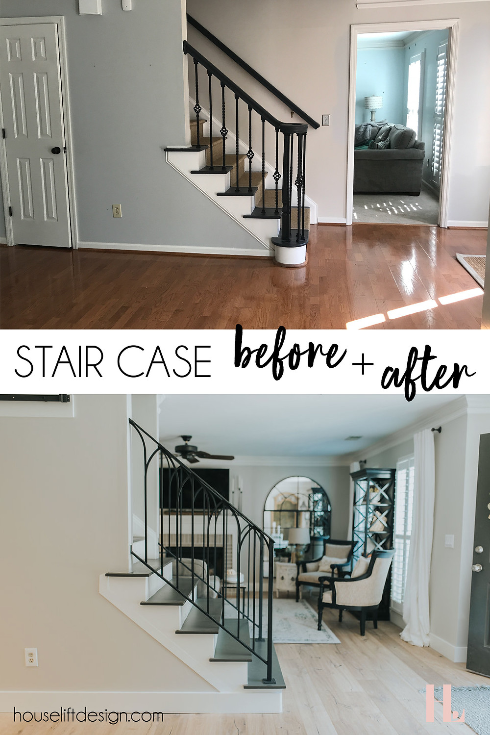 Stairs Renovation Staircase Remodel