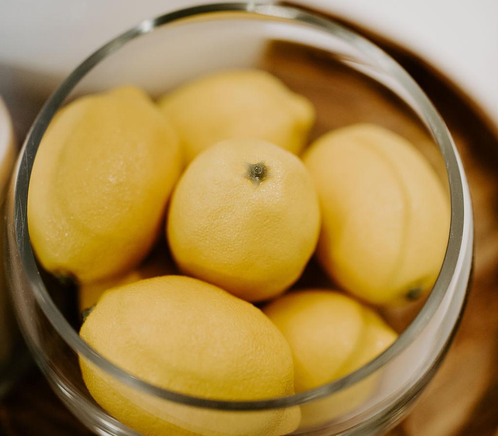 Bowl of Lemons