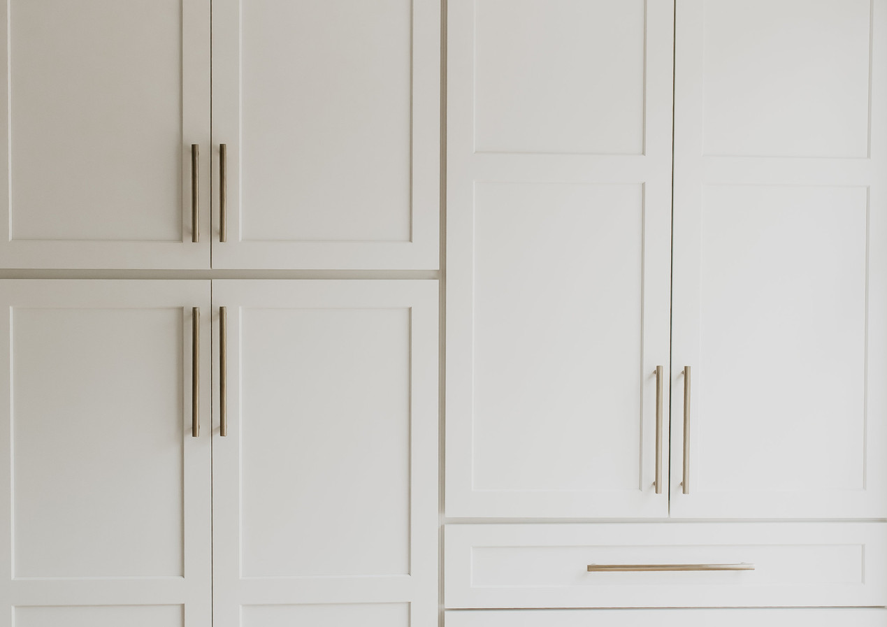 Wall to Wall Cabinetry