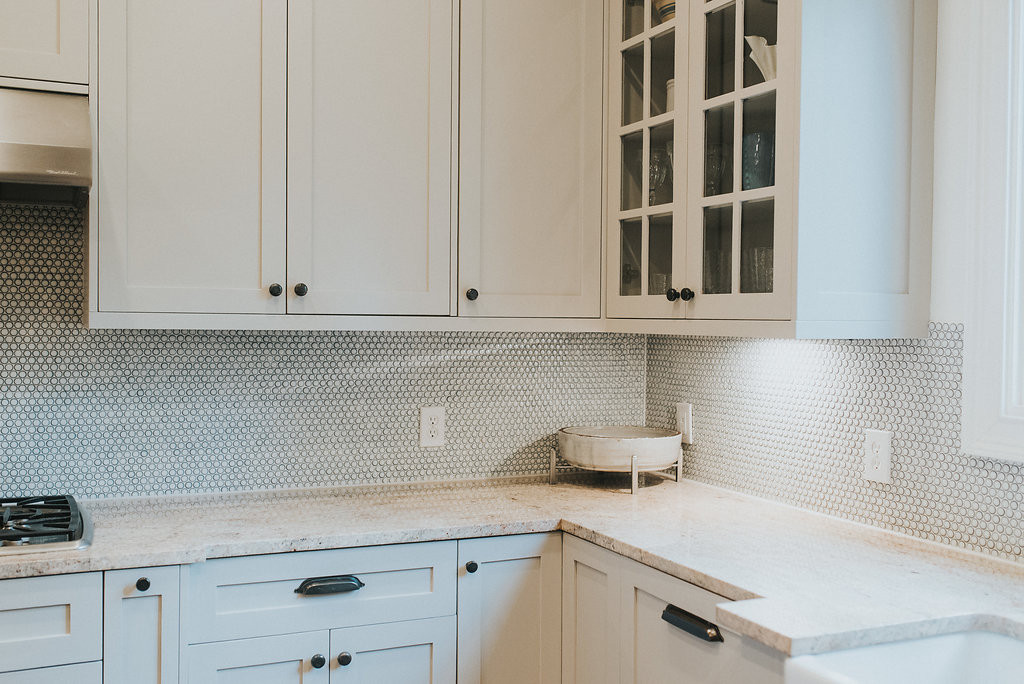 Painted Cabinets - Anew Gray