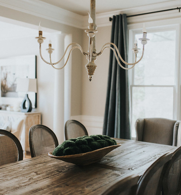 Dining Room Trestle Table